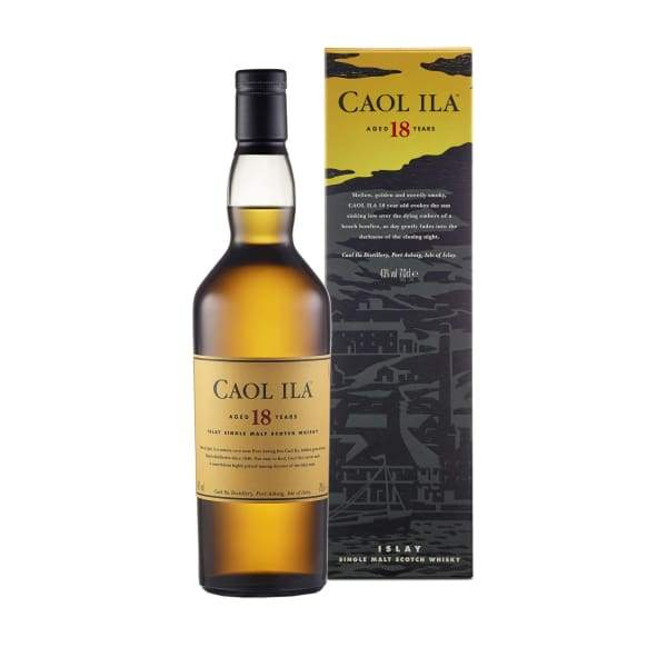 Caol Ila 2002 18 Year Old Islay - Spirits