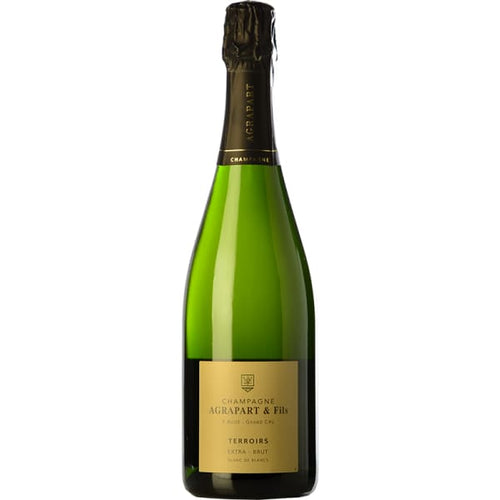 Champagne Agrapart Grand Cru Extra-Brut Terroirs NV - Wine