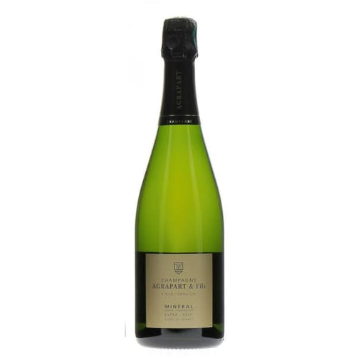 Champagne Agrapart Mineral Avize Grand Cru Extra-Brut NV - Wine