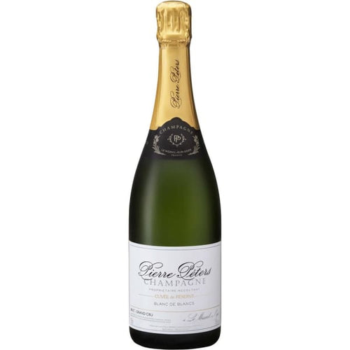 Champagne Pierre Peters Cuvee Reserve NV - Wine