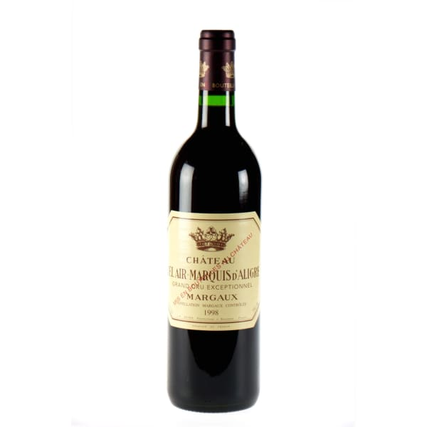 Chateau Bel-Air Marquis de Aligre 2010 - Wine