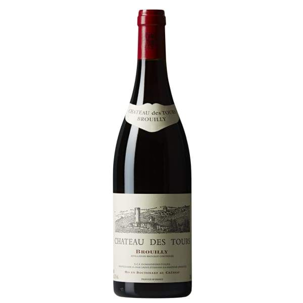 Chateau des Tours Brouilly 2017 - Wine