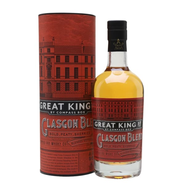 Compass Box - Great King Street Glasgow Blend - Spirits