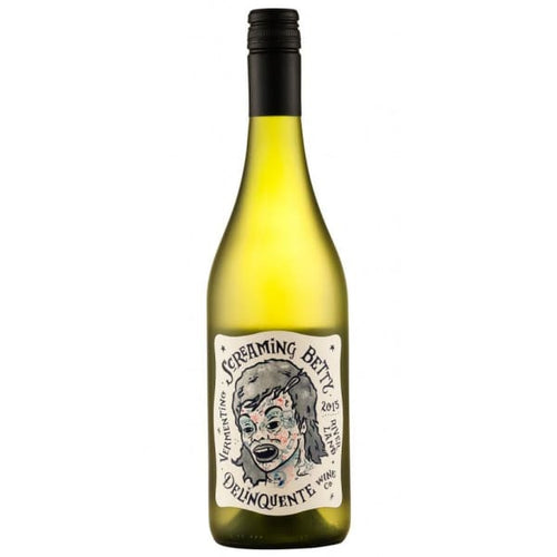 Delinquente Screaming Betty Vermentino 2018 - Wine