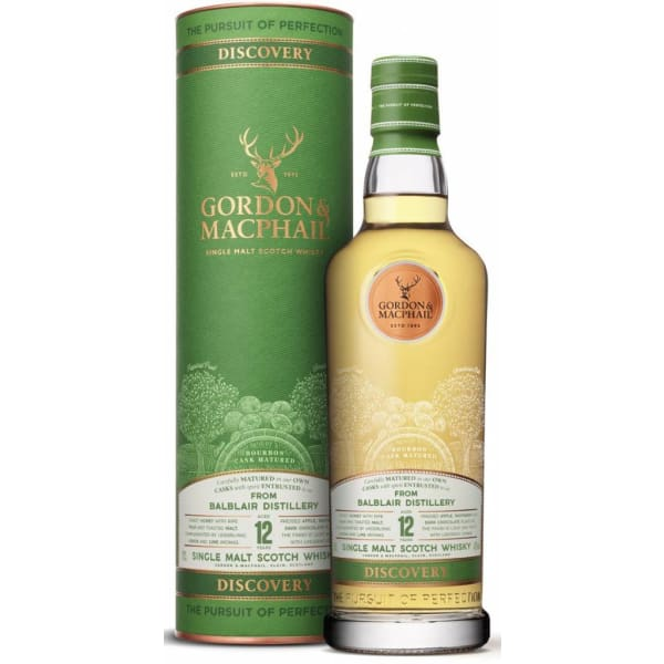 Discovery - Balblair 12 Year Old - Spirits