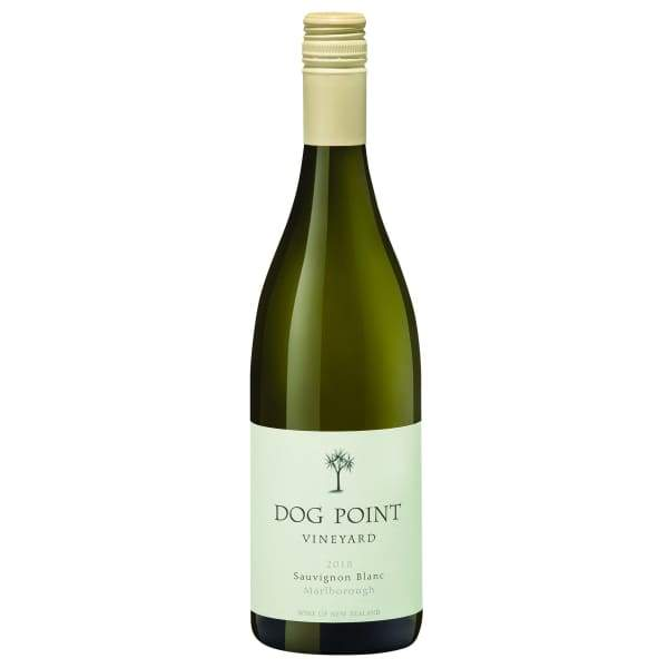 Dog Point Vineyard Sauvignon Blanc 2018 - Wine