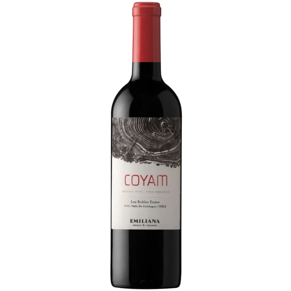 Emiliana Coyam 2017 - Wine