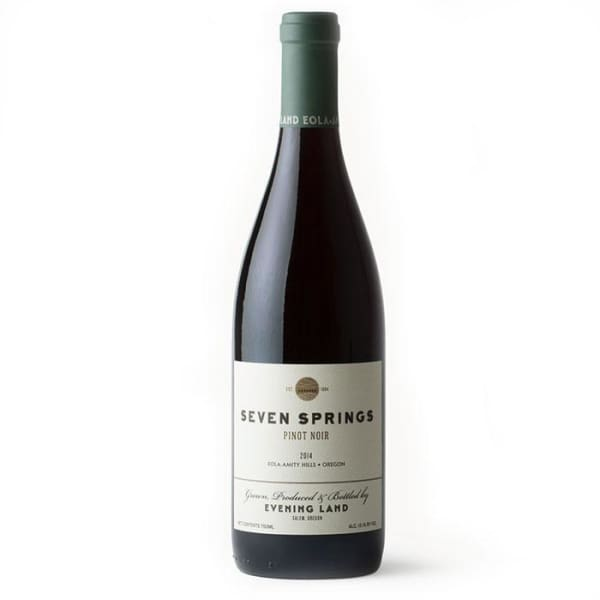 Evening Land Seven Springs Estate Pinot Noir 2016 - Wine