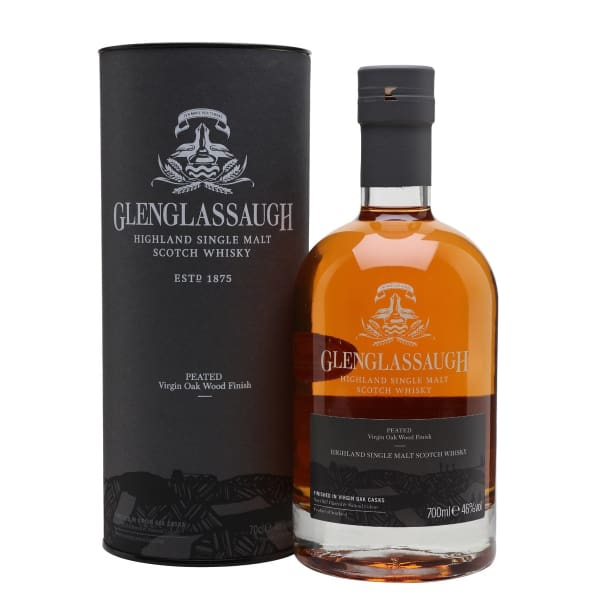 Glenglassaugh - Peated Virgin Oak Finish - Spirits