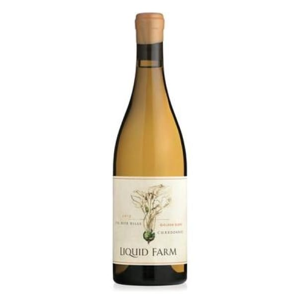 Liquid Farm White Hill Chardonnay 2015 - Wine