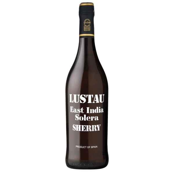 Lustau East India Solera Sherry NV - Wine