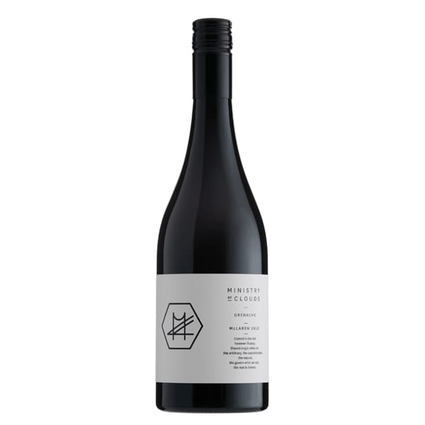 Ministry of Clouds Grenache McLaren Vale 2017 - Wine