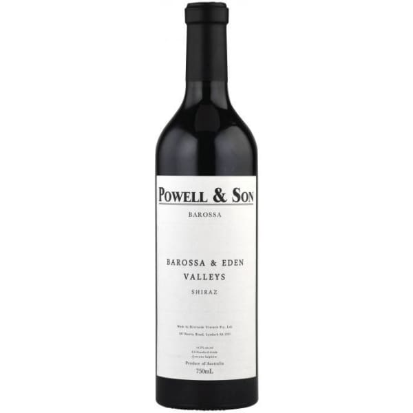 Powell & Son Barossa & Eden Valleys Shiraz 2016 - Wine