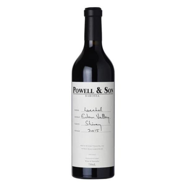 Powell & Son Loechel Shiraz Eden Valley 2016 - Wine