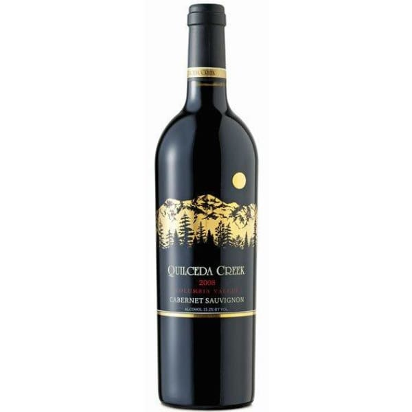 Quilceda Creek Columbia Valley Cabernet Sauvignon 2015 - Wine