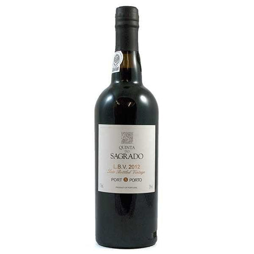 Quinta do Sagrado LBV Port 2012 - Wine