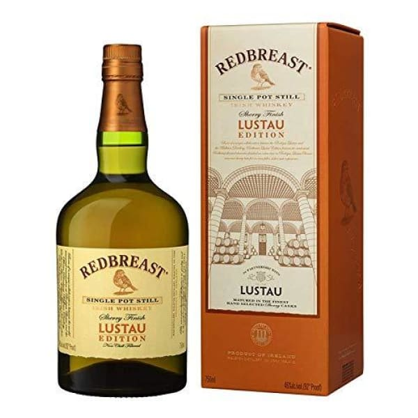 Redbreast - Lustau Edition Irish Whiskey - Spirits