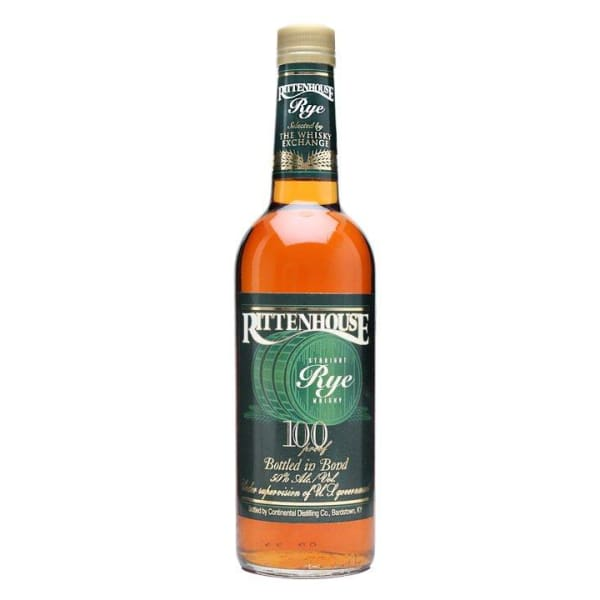 Rittenhouse - 100 Proof Rye Whiskey - Spirits