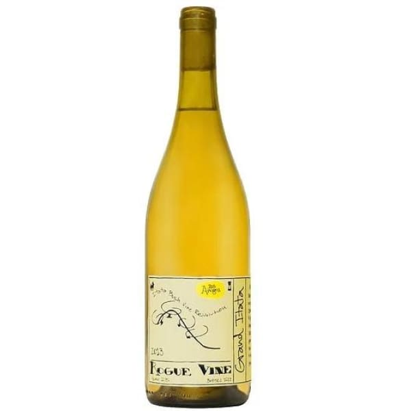 Rogue Vine Los Amigos Grand Itata Blanco 2015 - Wine