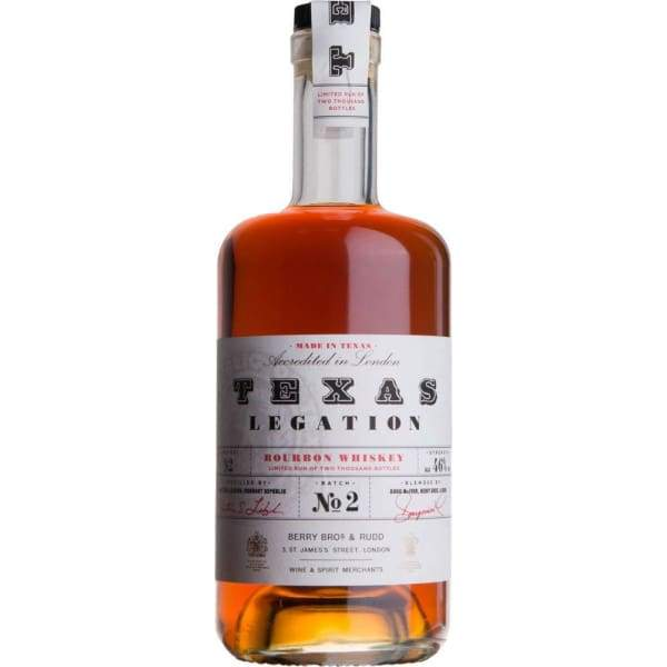 Texas Legation - Limited Batch No.1 Bourbon Whiskey - Spirits