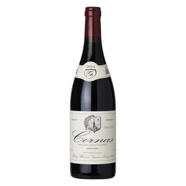 Thierry Allemand Cornas Les Chaillots 2014 - Wine