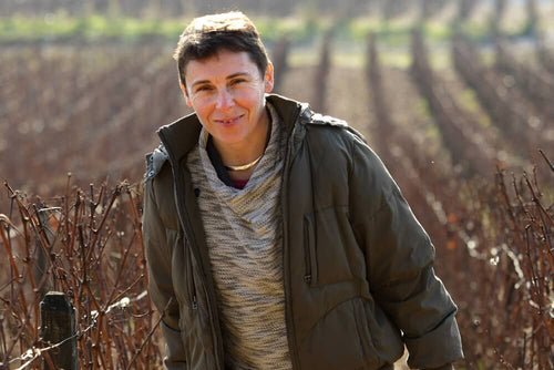 Dominique Moreau from Champagne Marie Courtin