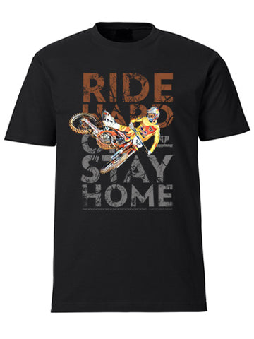 T-Shirt Ride hard