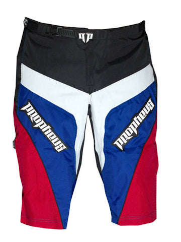 PROPHEUS Tough Mudder Bike Shorts Blau