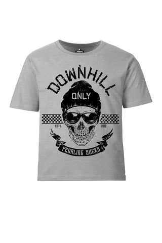 Kids T-Shirt Downhill only