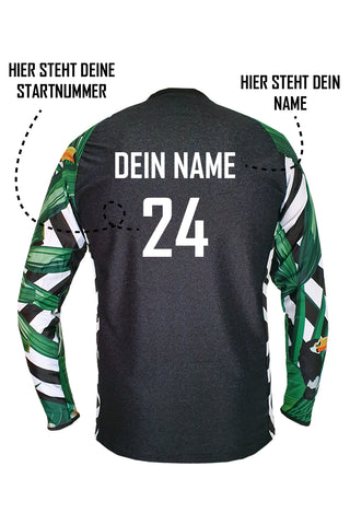 Custom Name & Number Print