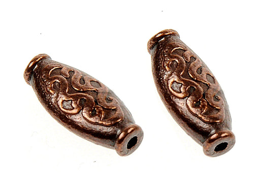 1 St. Connector Charme 15,2x7,0mm, Antik Kupfer