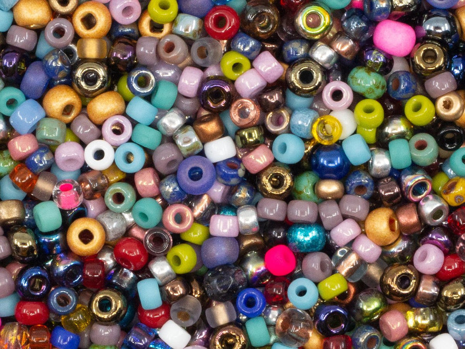 Mix Beads,  Mix, Czech Glass