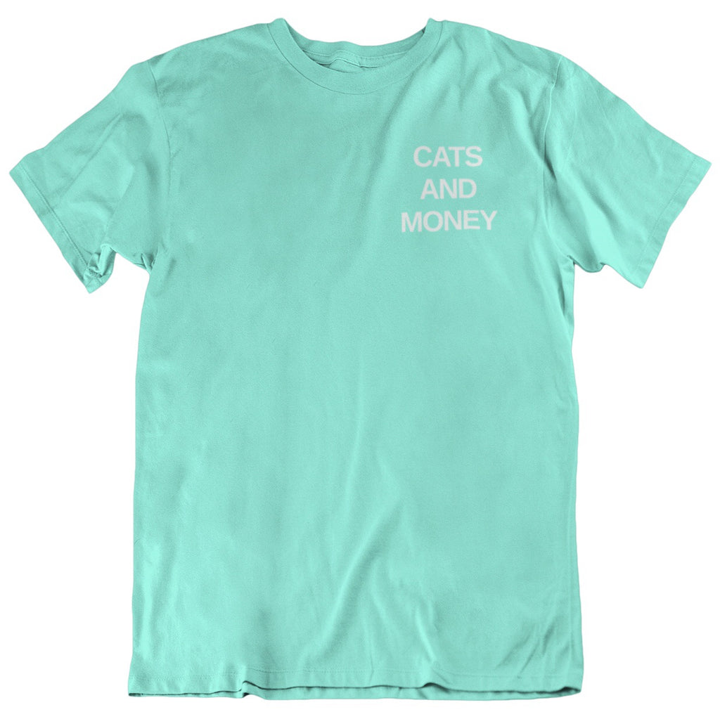 Super Soft Mint Tee