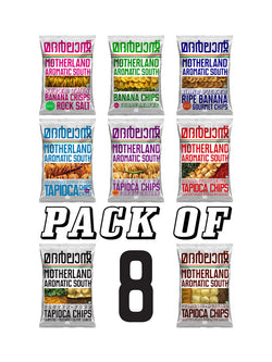 Variety Pack of 8