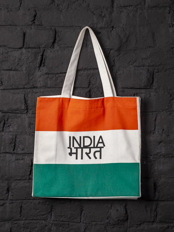 Bharat-India Tote Bag