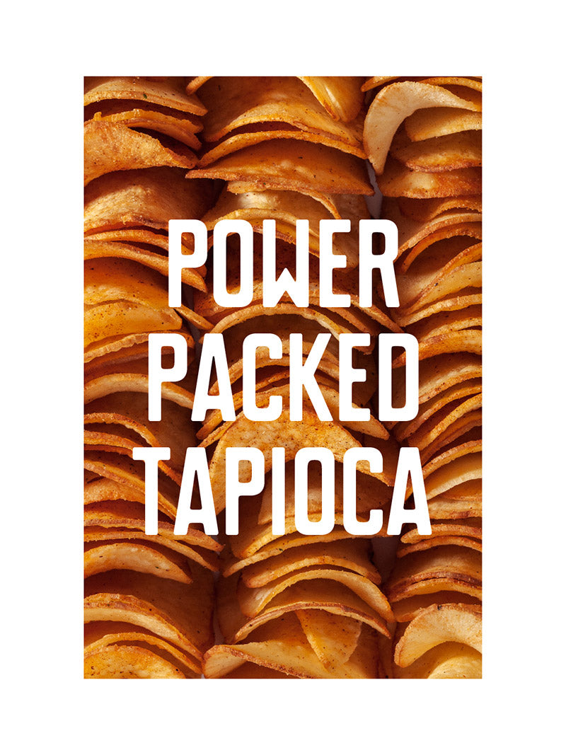 Tapioca Chips with Chilli - Pack of 3