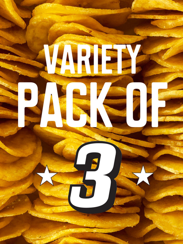 Variety Pack Of 3