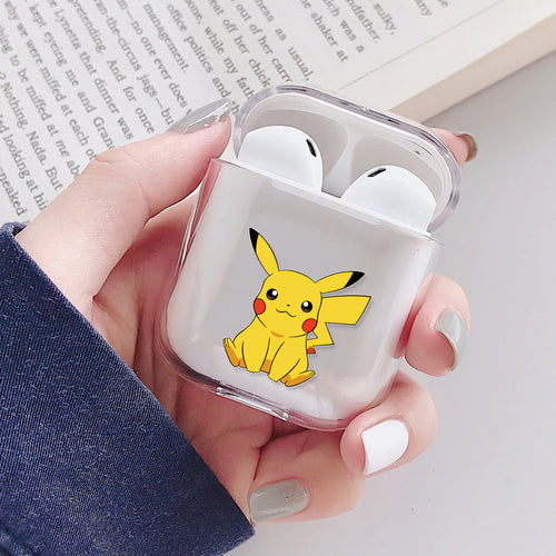 Cute Pikachu Airpods Case With Fancy Design and Strong Build Quality - bezzy-tech