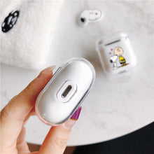 Load image into Gallery viewer, Love you Airpods Case With Fancy Design and Strong Build Quality - bezzy-tech