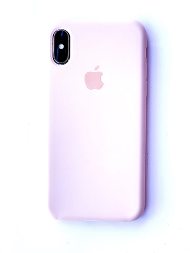 Refreshing Lemonade Pink Soft Silicone iPhone Protective Case - bezzy-tech