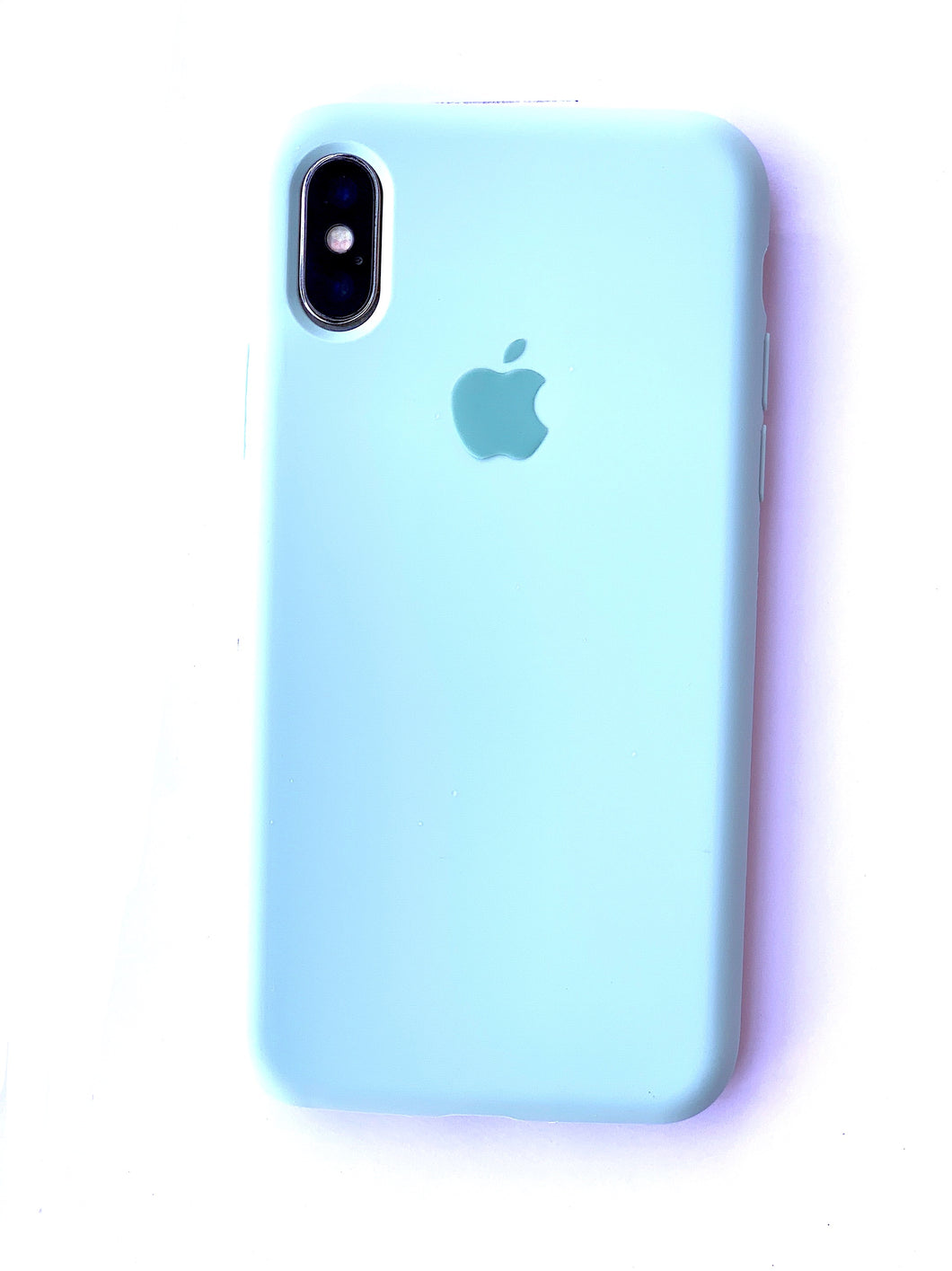 Reviving Electric Blue Soft Silicone iPhone Protective Case - bezzy-tech