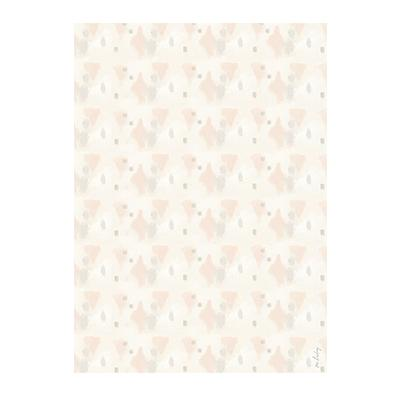 Gift Wrap Abstract Pale Neutral