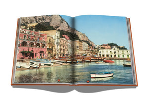 Capri Dolce Vita Assouline Travel Book
