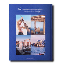 Load image into Gallery viewer, Mykonos Greece Assouline Travel Coffee Table Book Shop Small Charlotte