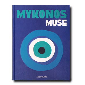 Mykonos Greece Assouline Travel Coffee Table Book Shop Small Charlotte
