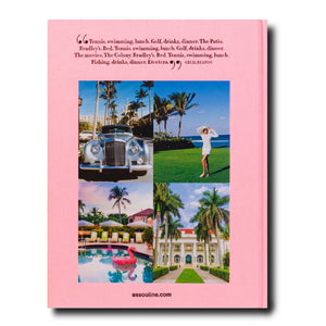 Palm Beach Florida Assouline Travel Coffee Table Book Shop Small Charlotte
