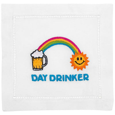 Cocktail Napkin Day Drinker