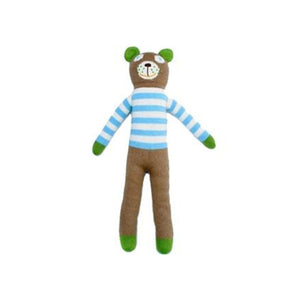 Bear stuffed doll. Shop baby shower nursery gifts at paper twist in charlotte