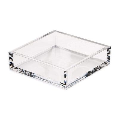 Lucite Dinner Napkin Holder Shop Small Charlotte