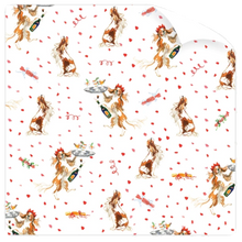 Load image into Gallery viewer, Gift Wrap Christmas Cavalier